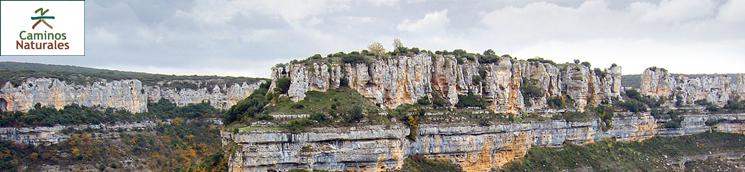Orbaneja Del Castillo Mapa.Stage 5 Orbaneja Del Castillo Valdelateja Pesquera De Ebro