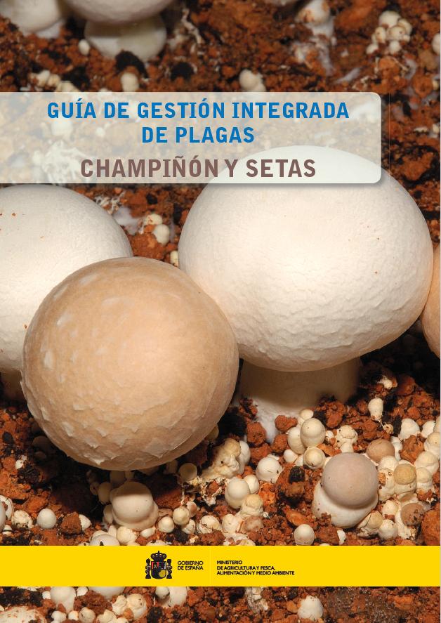 CUBIERTA GUÍA DE GESTIÓN INTEGRADA CHAMPIÑÓN Y SETAS