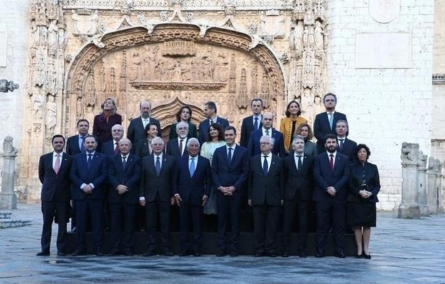 Luis Planas participa en la XXX Cumbre Hispano-Lusa presidida por el presidente del Gobierno y el primer ministro de la República Portuguesa