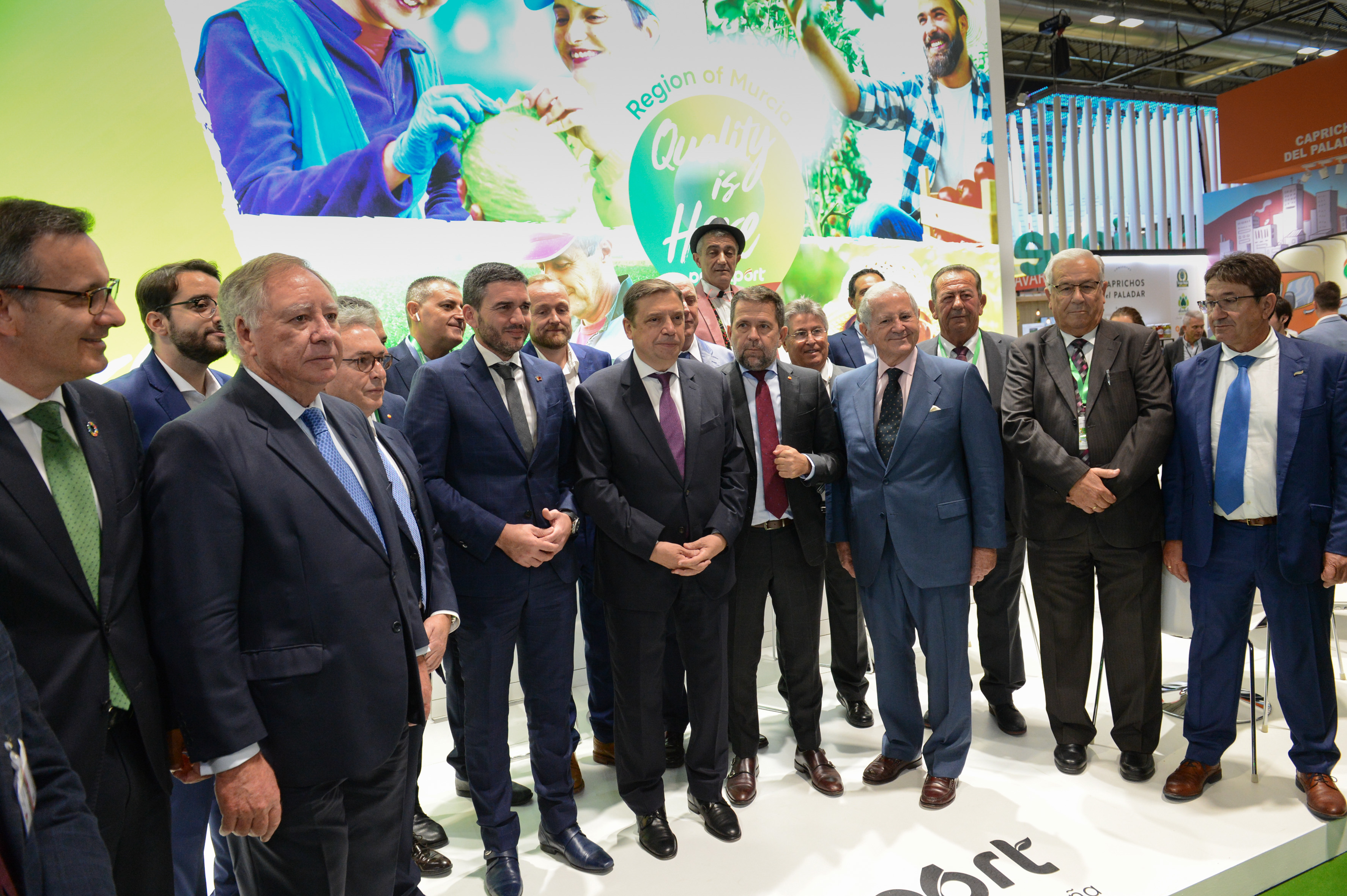 Ministro Fruit Attraction -10