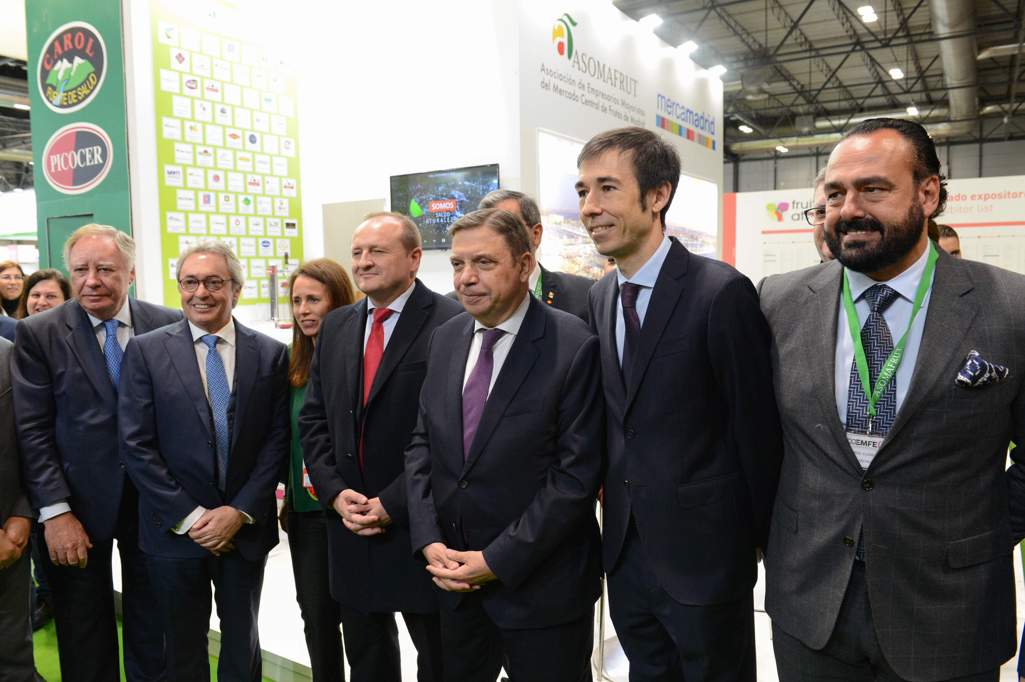 Ministro Fruit Attraction -6