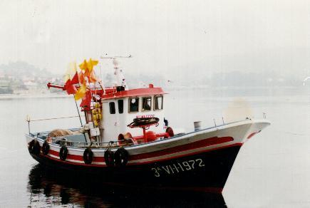Fotografía del buque NUEVO MARCOS